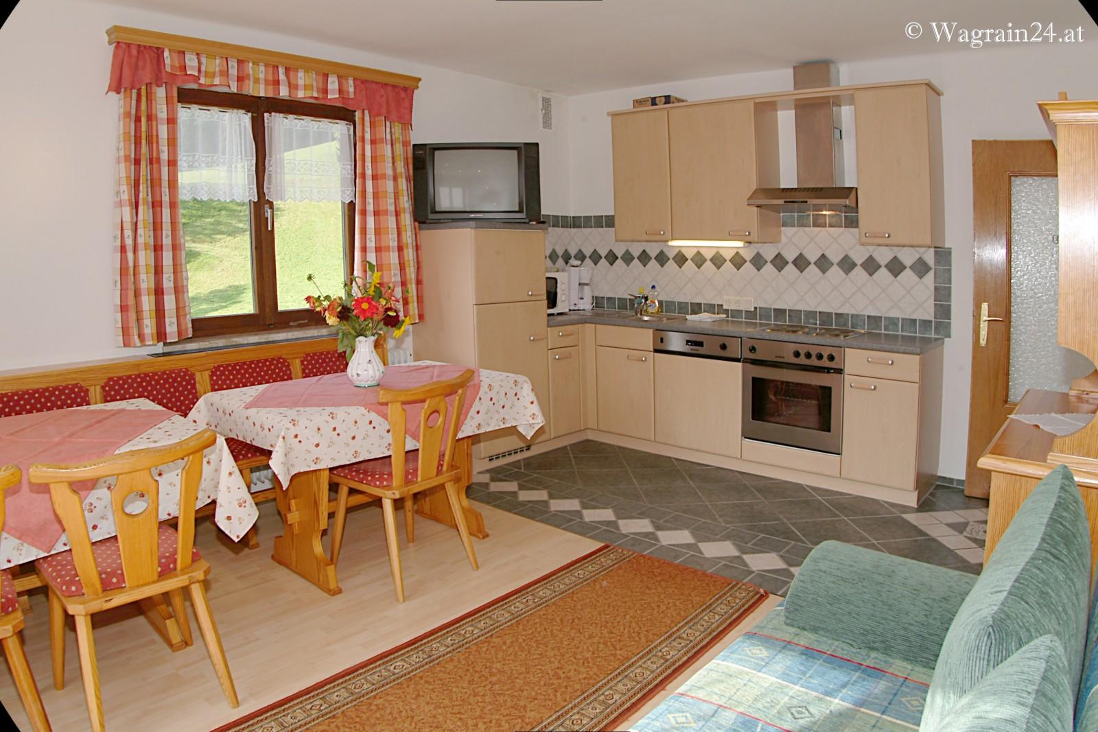 Appartement - Ferienwohnung im Bauernhof Hinterleiten